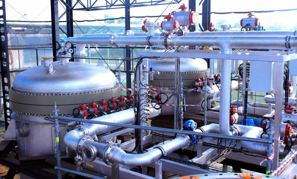 FUNDABAC® Filter - Chlor Alkali