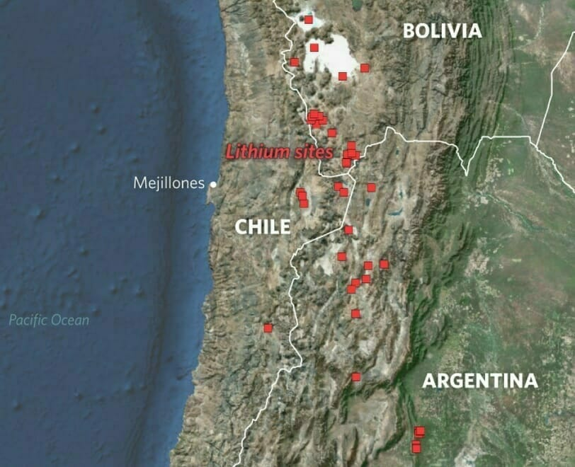 Bolivia Lithium