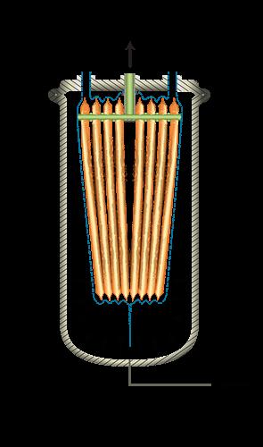 Одноэтапная фильтрация с «мертвым объемом»