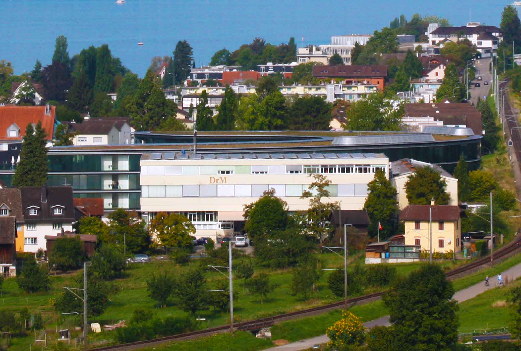 DrM headquarter in Switzerland