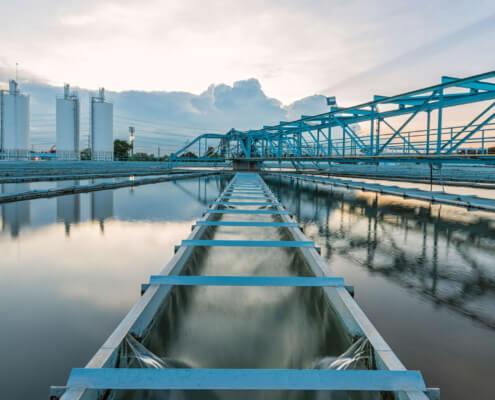 Экологическая ответственность DrM - управление водными ресурсами