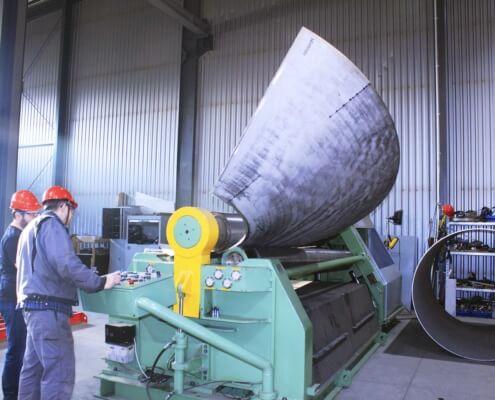 Процесс производства DrM-продукта в Польше