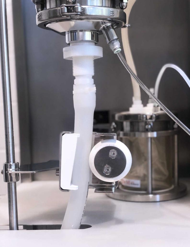 SU automatic valve